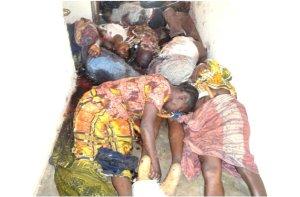 Massacres perpétrés par les rebelles de Ouattara à duékoué !!