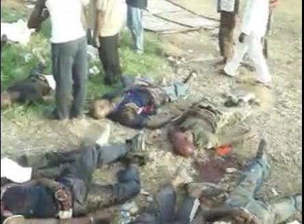 massacres à duékoué par les rebelles à la solde d'Alassane Ouattara