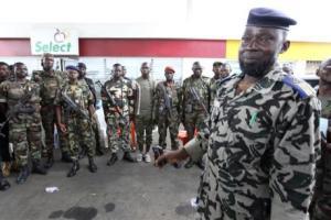 Depuis la chute du président Laurent Gbagbo, ouattara et Soro peine à donner un visage humain à leur semblant d'armée !!!