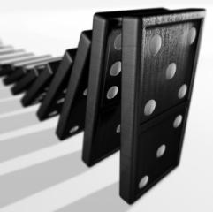 burkina Faso - l'effet domino