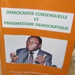 Actualités Burkina Faso  : Hermann Yameogo sort son livre vérité » démocratie consensuelle et pragmatisme démocratique«